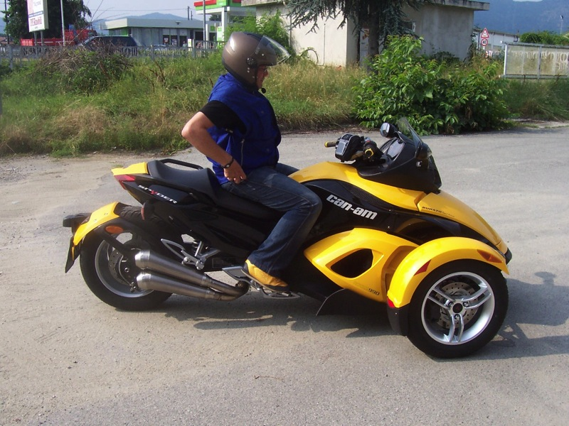 Can-Am Spyder 1