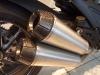 Ducati Diavel Conici Inox Fondello Carbonio 1