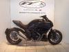 Ducati Diavel Conici Inox Fondello Carbonio 2