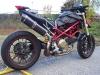 Ducati Hypermotard Scarico 19