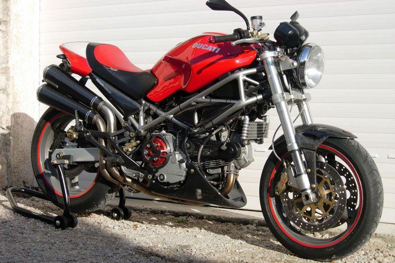 Ducati Monster Bibraccio Scarico 18