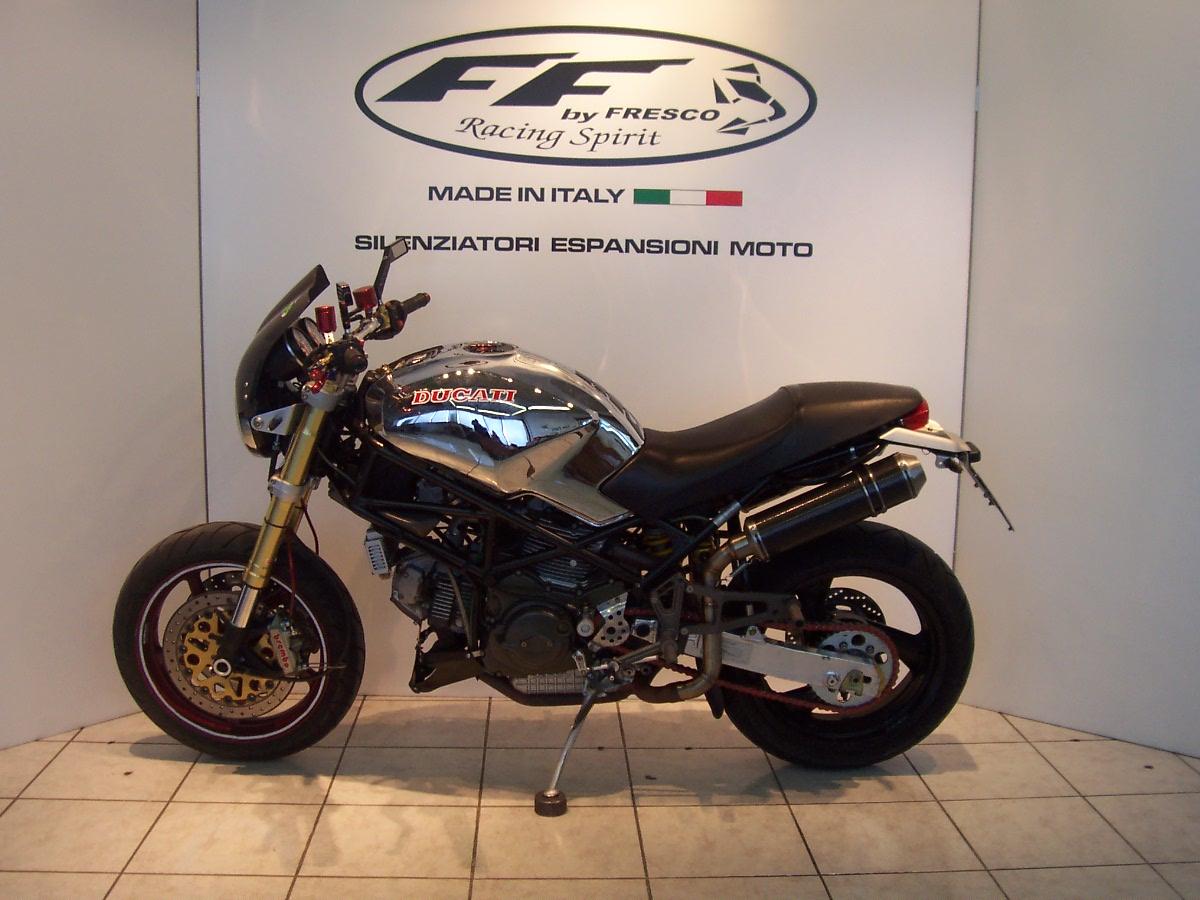 Ff By Fresco Ducati Monster 600 620 695 750 800 900 1000