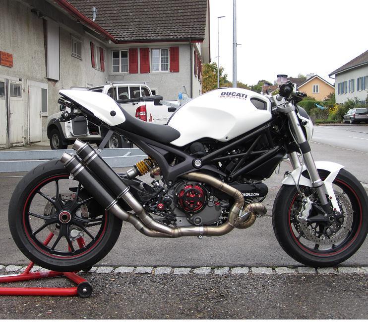 Ducati Monster 696 796 1100 10