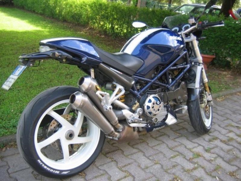 Ducati Monster S2R S4R Scarico 24