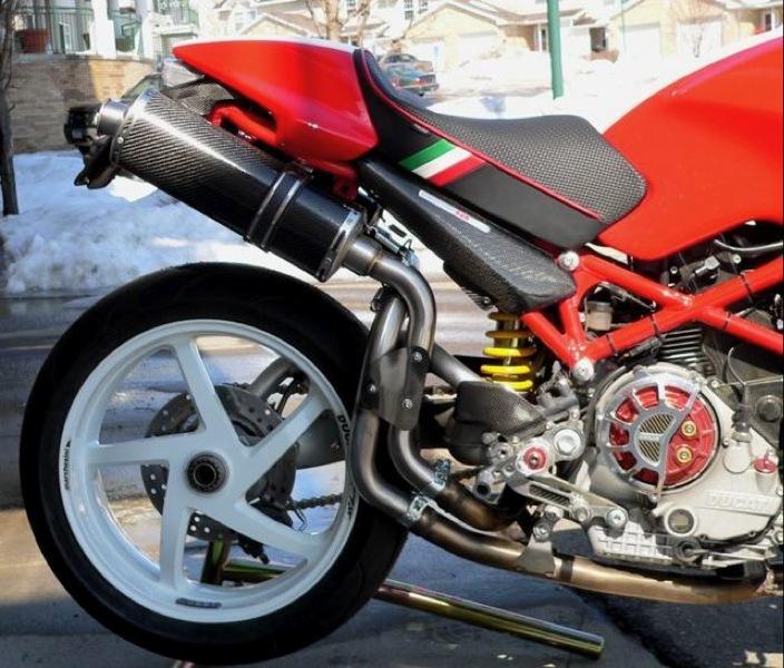 Ducati Monster S2R S4R Scarico 20
