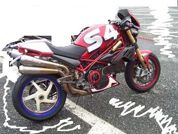 Ducati Monster S2R S4R Scarico 50
