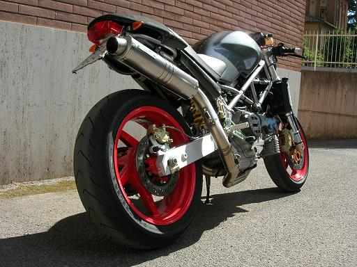 Ducati Monster S2R S4R Scarico 52
