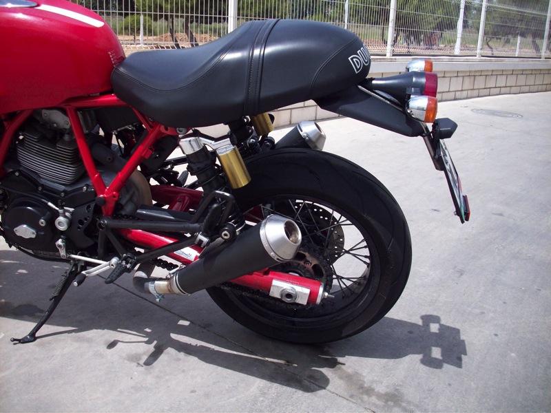Ducati SportClassic Scarico 1