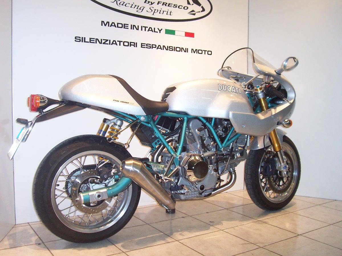 Ducati SportClassic Scarico 21