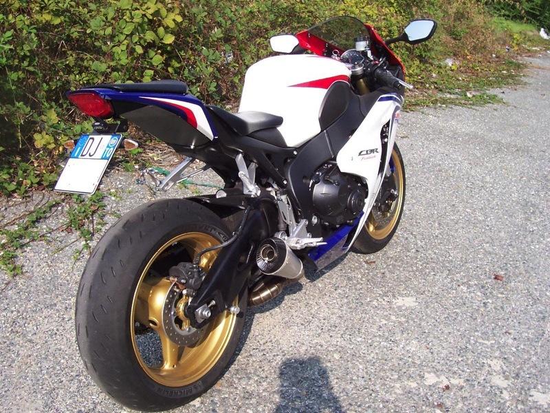 Honda Cbr 1000 08-09