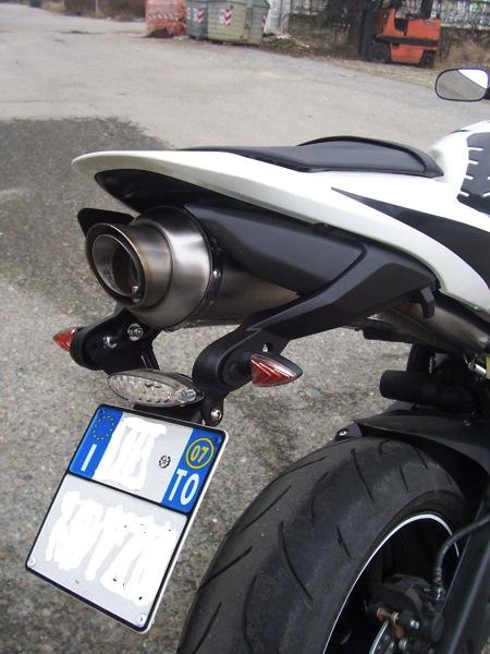 Honda Cbr 600 rr 07-08