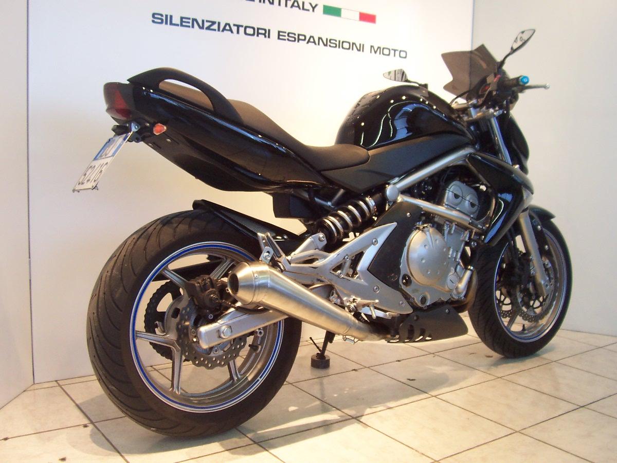 Kawasaki Er6n 2