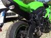 Kawasaki Zx6r 09 Ovale Inox o Titanio Fondello Carbonio Basso