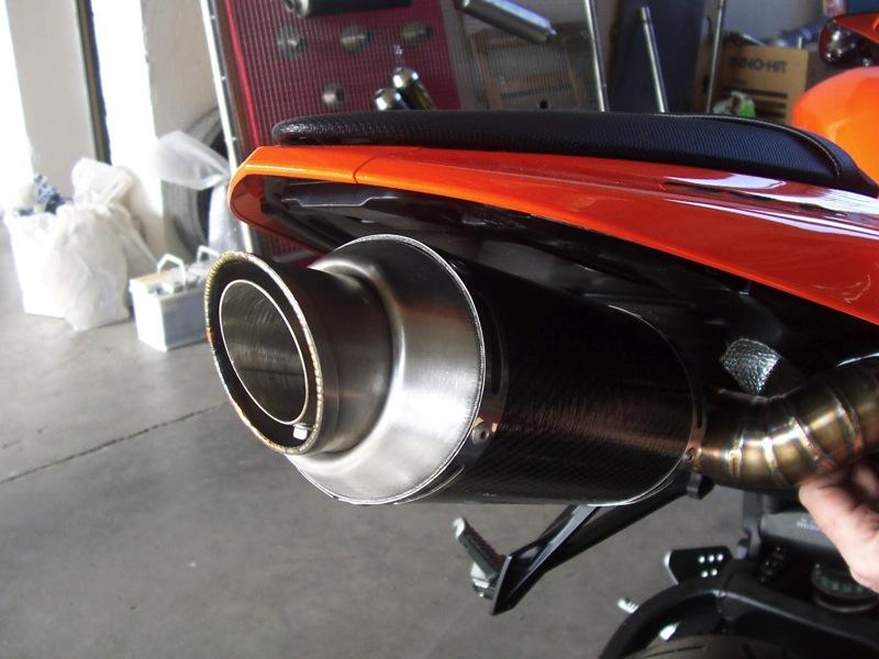 Kawasaki Zx6r Ovale Carbon Fondello Vale Sottocoda 8