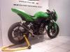 Kawasaki Zxr 250 Scarico Completo 2-1 Con Tondo Vale Carbon 1