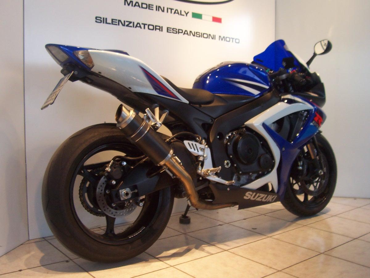 Suzuki Gsx-r 600 750 5