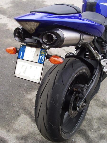 Yamaha R1 04-11 2