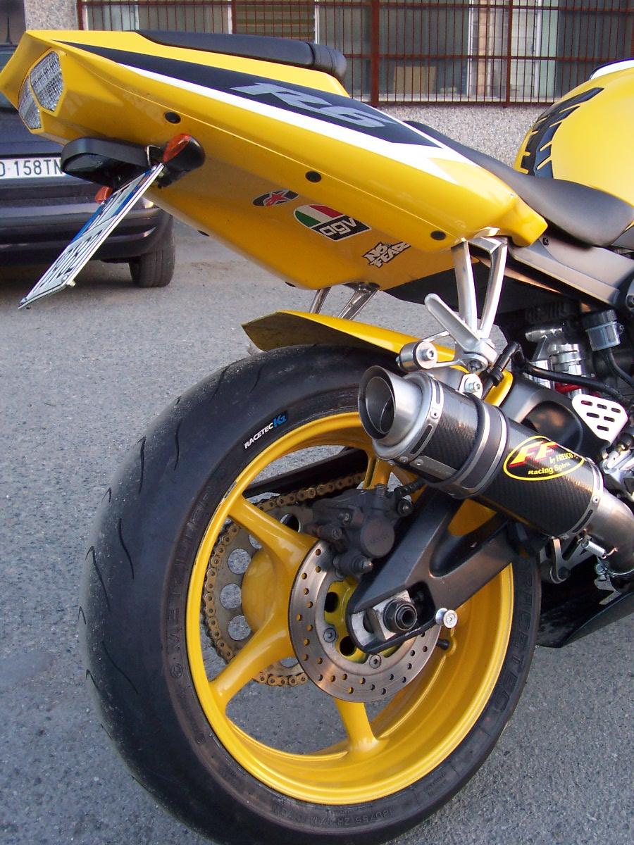 Yamaha R6 98 05